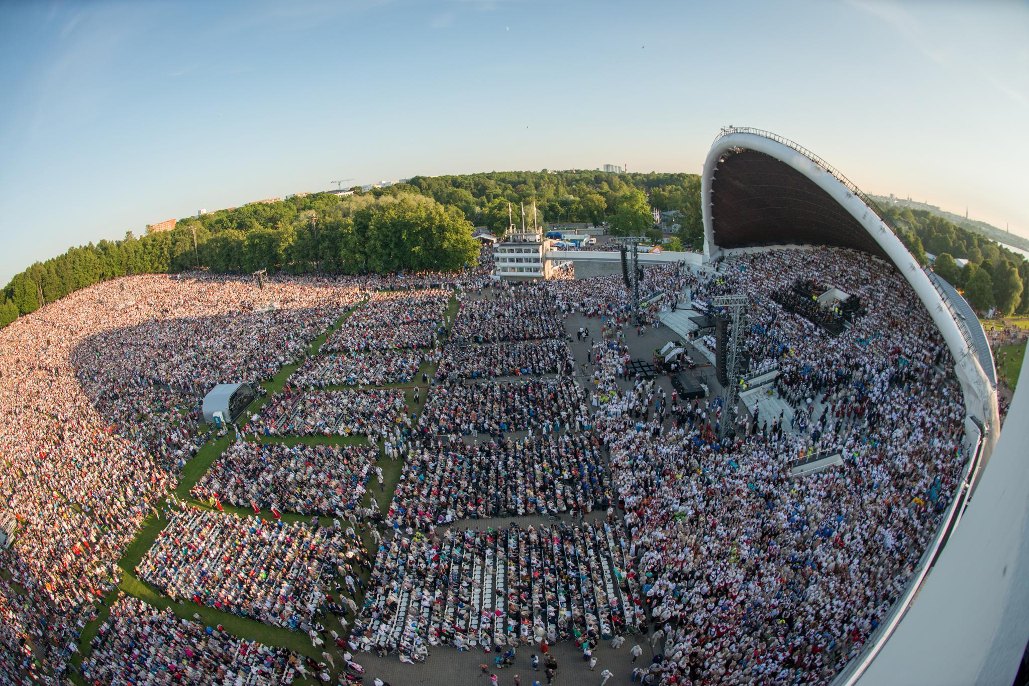 The Estonian Song Celebration and Dance Celebration
